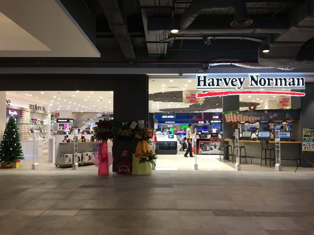 Harvey Norman Sunway Velocity