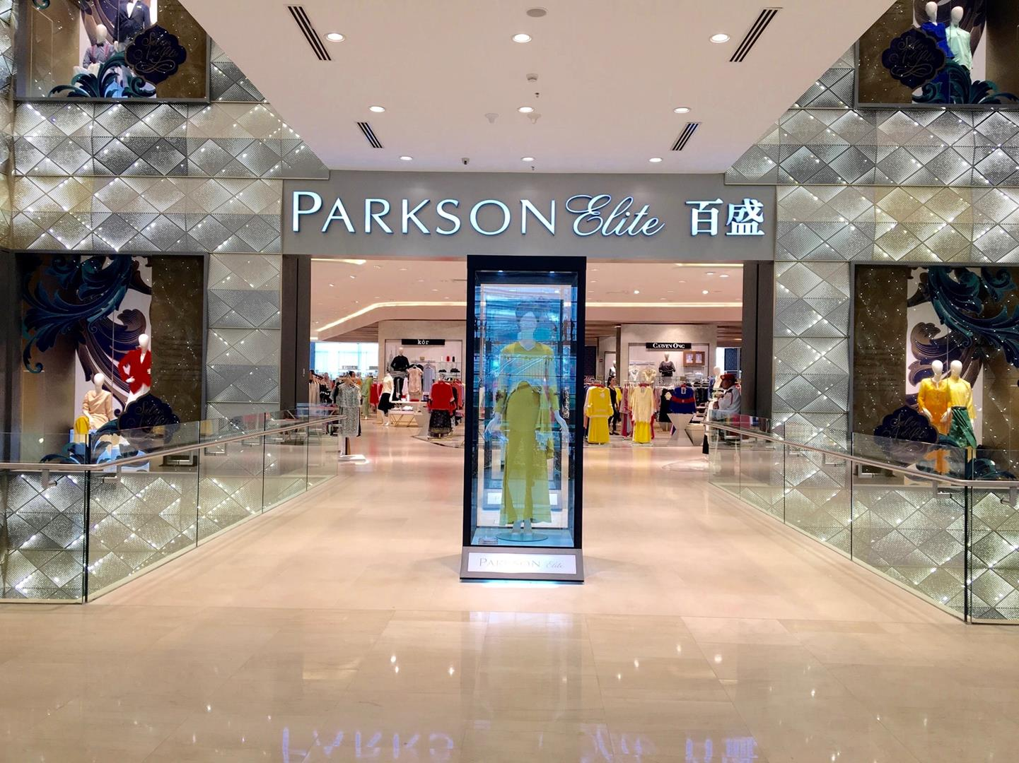 Parkson Elite Pavilion, 4th Floor