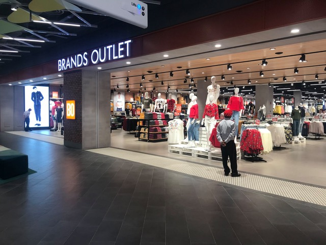BRANDS OUTLET - IPC