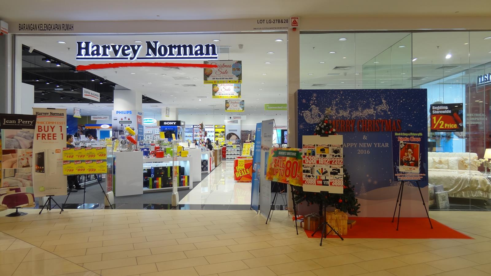 Harvey Norman, IOI City Mall Putrajaya