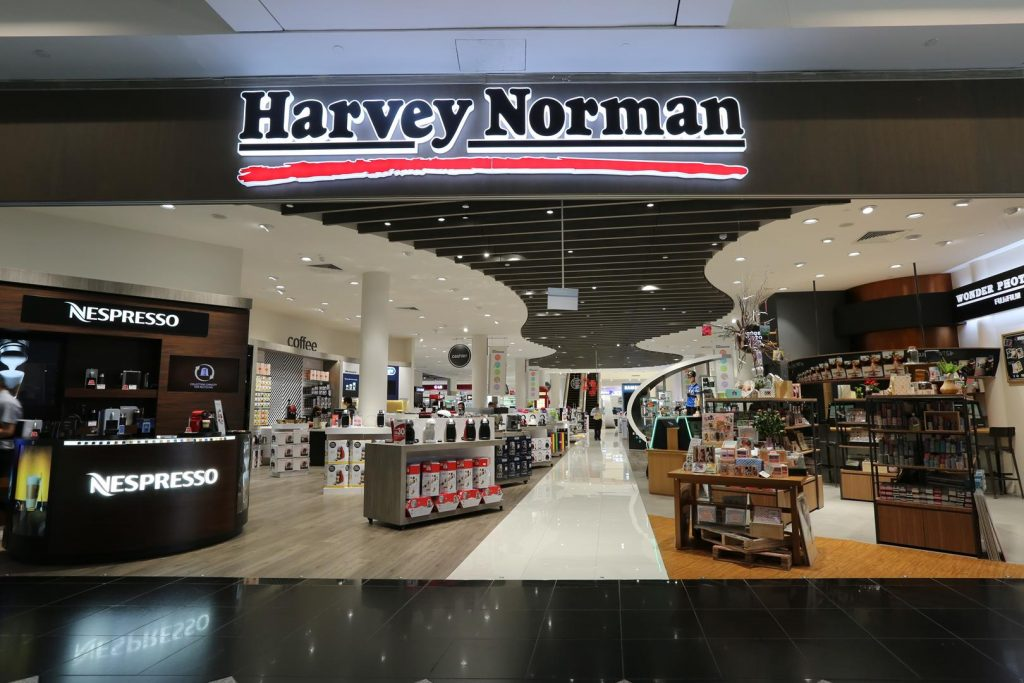 Harvey Norman Millenia Walk, Singapore
