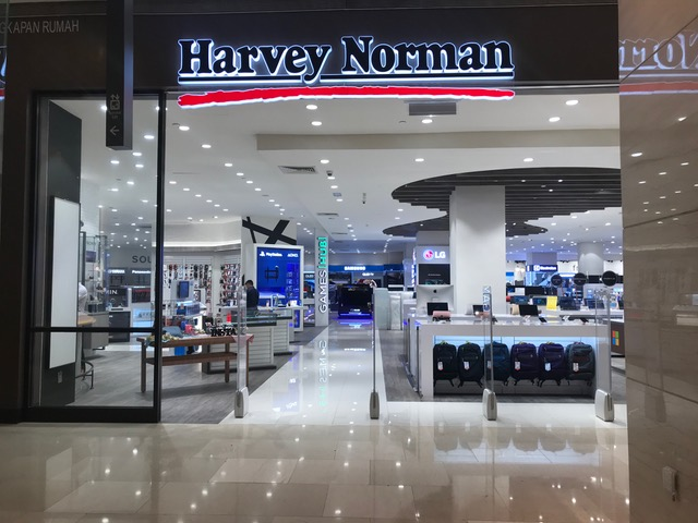 Harvey Norman Pavilion