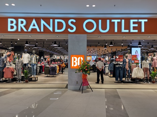 Brands Outlet Central I-City Shah Alam