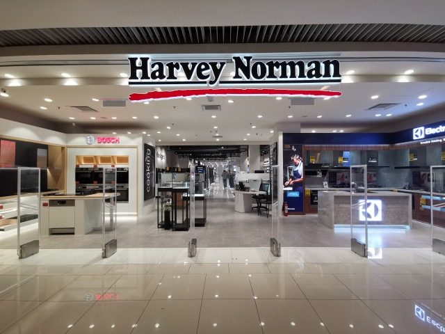 Harvey Norman - Queensbay Mall Penang