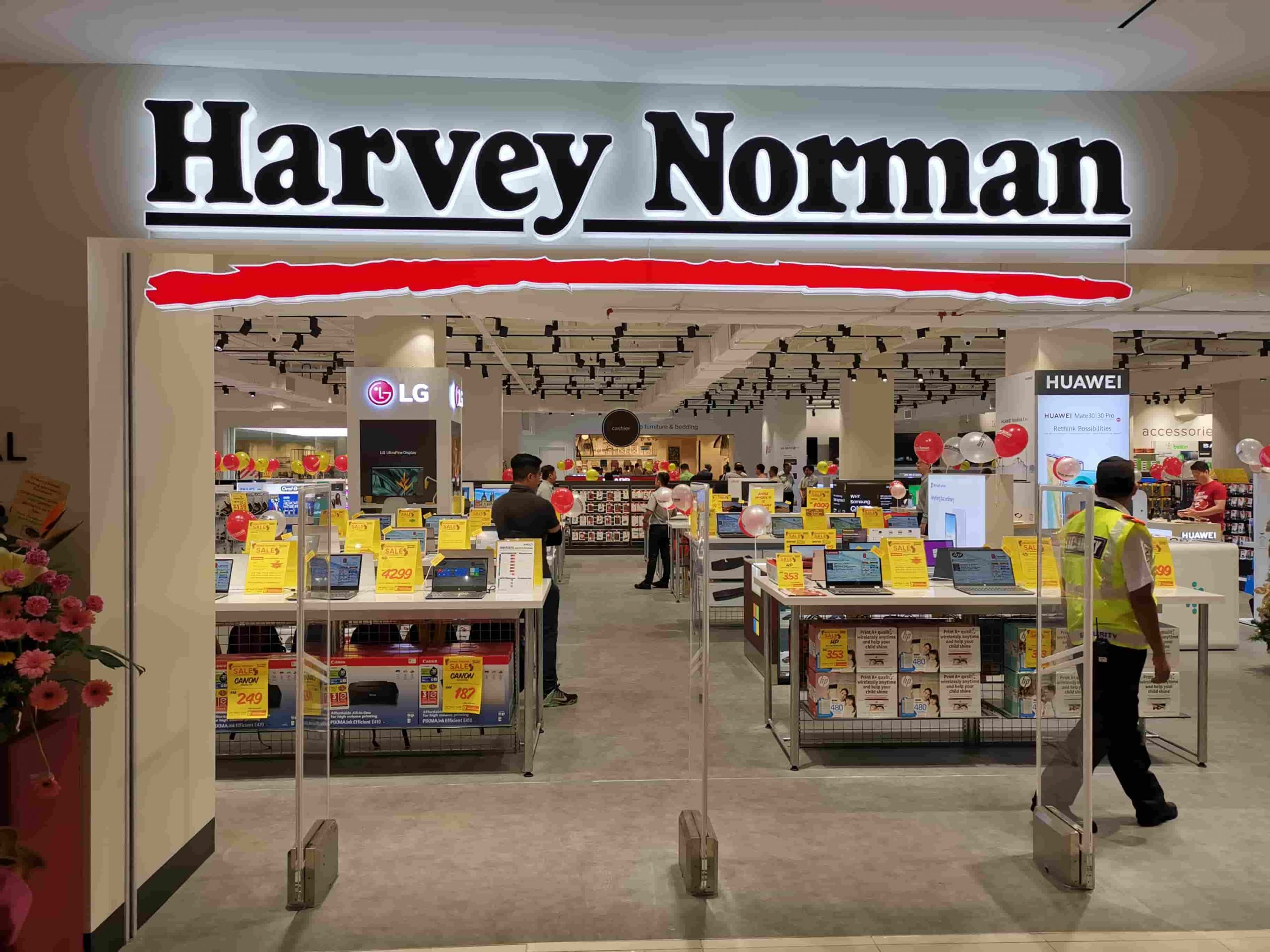 Harvey Norman Ipoh Parade