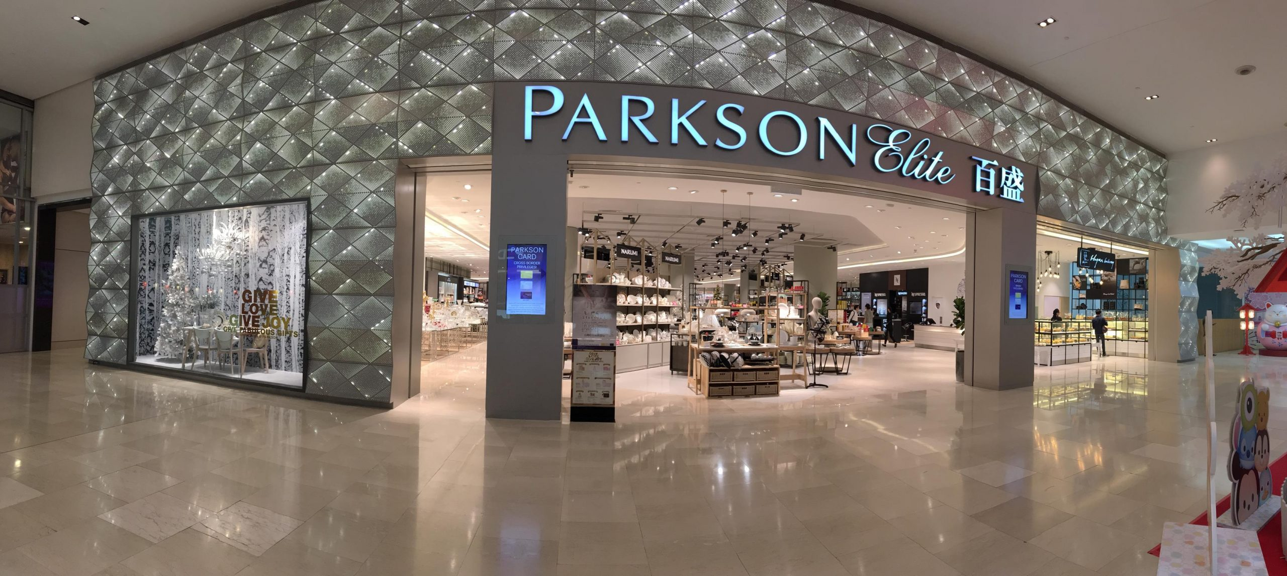 Parkson Elite Pavilion, 6th Floor