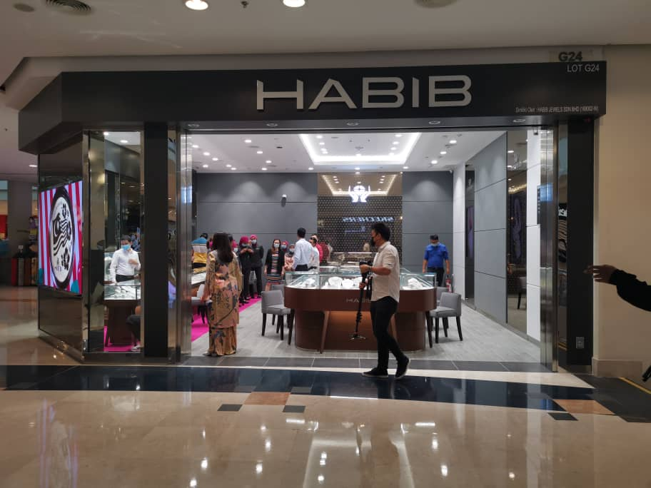 HABIB Jewels The Curve
