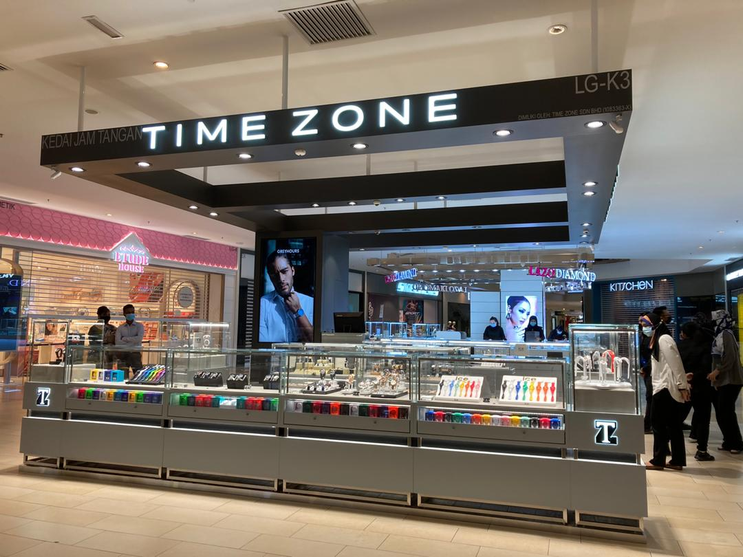 TIMEZONE IOI City Mall Putrajaya